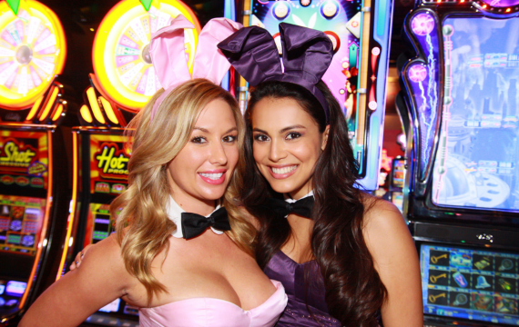 Game Slot Online Bertema Playboy